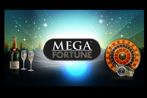 Mega fortune adventure