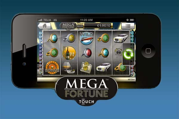 mega fortune mobile